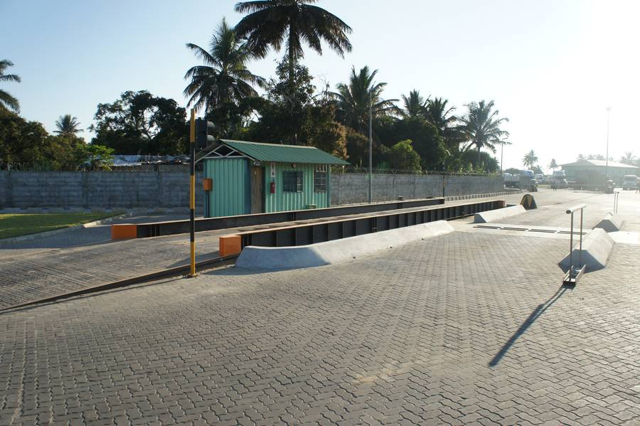22m Weighbridge